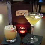 De Luxe Martinis and Sours