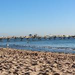 Beach / Pier