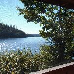 View from Cabin 11