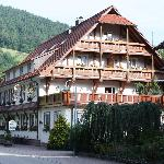 Part of the hotel