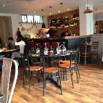 The bar, Nelson St, 9 June 2012