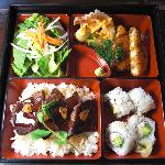 Daily Bento Box (Lunch Special)