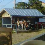 Live Band at the Grill
