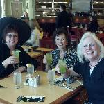 Lunch before Wicked with a Wicked Mojito!