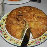 Tortilla de patatas for dinner,