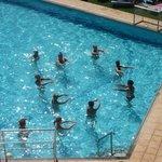 Aqua aeroblics