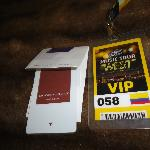 tarjeta para habitación luxury hotel