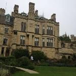 More of the Hotel from rear garden