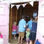 beach hut ice creams
