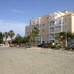The Hotel & Car Park