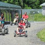 Cindy 500 pedal carts