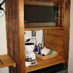 Room 3 - mini kitchenette