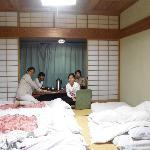 Ryokan family room