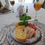 Great Breakfast, 1st course
