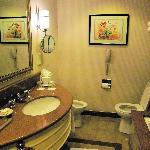 Our beautiful bathroom