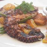 Extremely Yummy Octopus.