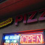 Florencia's Pizzeria, next door to hotel