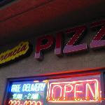 Florencia's Pizzeria, next door to hotel