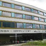 Das Briete Hotel front