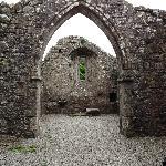 7th century St. Feichins Church