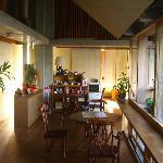 ホテル光と風 廊下