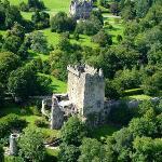 Blarney Castle & Gärten