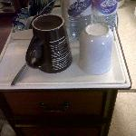 Dirty odd mugs