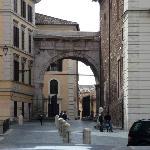 Arch of Gallienus.