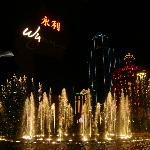 Performance Lake at Wynn Macau