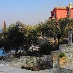 The Bella Vista apartments Gaios, Paxos