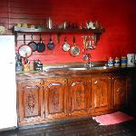 Kitchen in Calabash