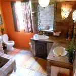 Bathroom in Calabash