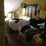 2 Double Bedded Room