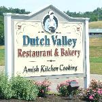 Dutch Valley Restaurant Sign