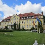 Main building, Schloss Wulkow