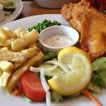 The amazing Fish n Chips