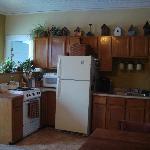 Kitchen in Pocock Suite