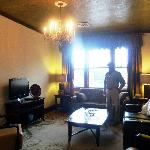 Room 322 living room
