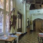 Inside Saint Mary's