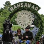 .....Ramsau lädt ein - zum Frühlingsfest der Pferde...