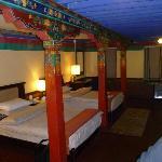Photo de Yaoxi Pingkang Gujian Hotel