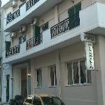 Hotel Mirabello -Theotokopoulou Street