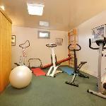 Espace Fitness - Sauna