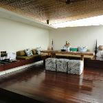 Dining area of 2 bedroom