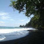 Beach walk to San Pedrillo to Corcovado