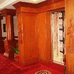 Лифт отеля