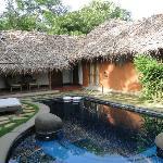 Pool Hut