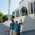Maldives Male Islamic centre