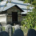 Maldives Male cemetery and tomb