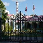 Maldives Male sultan palace